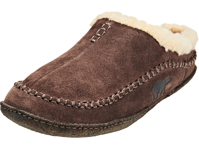 Sorel Falcon Ridge Slippers Men bark